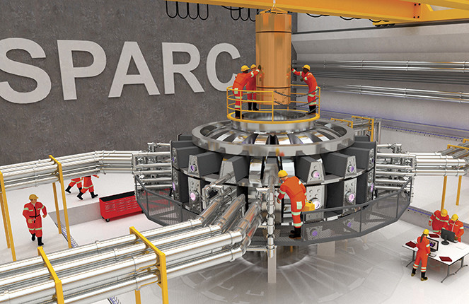Will doubling magnetic field strength halve the time to fusion energy?