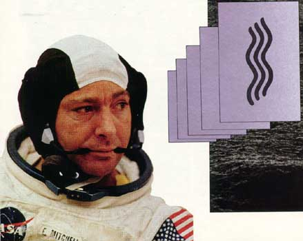 Edgar Mitchell - psi experiments