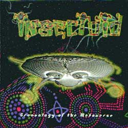 Insectoid - Groovology Of The Metaverse
