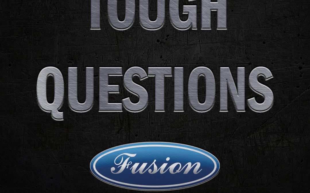 Tough Questions    Week 5