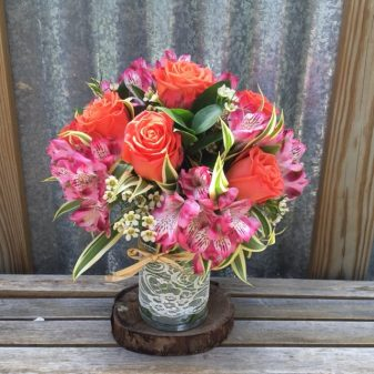 Lively Bold Blooms: $50