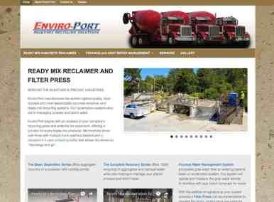 Website_Design_EnviroPort