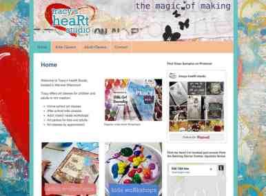 Website_Design_Tracys_heART_Studio
