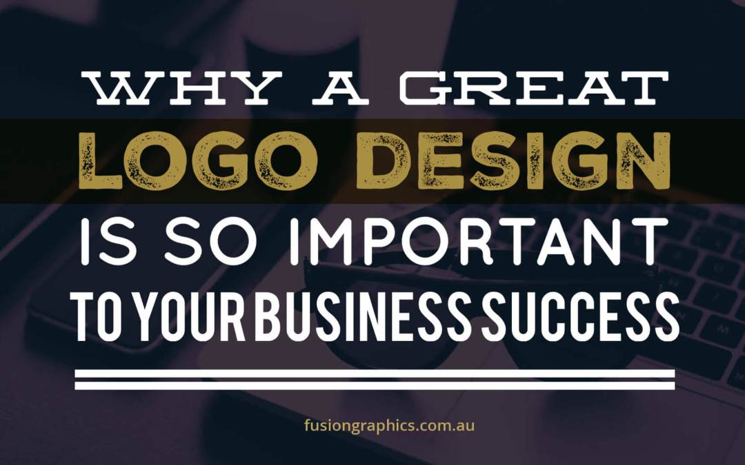 Why professional logo design is so important