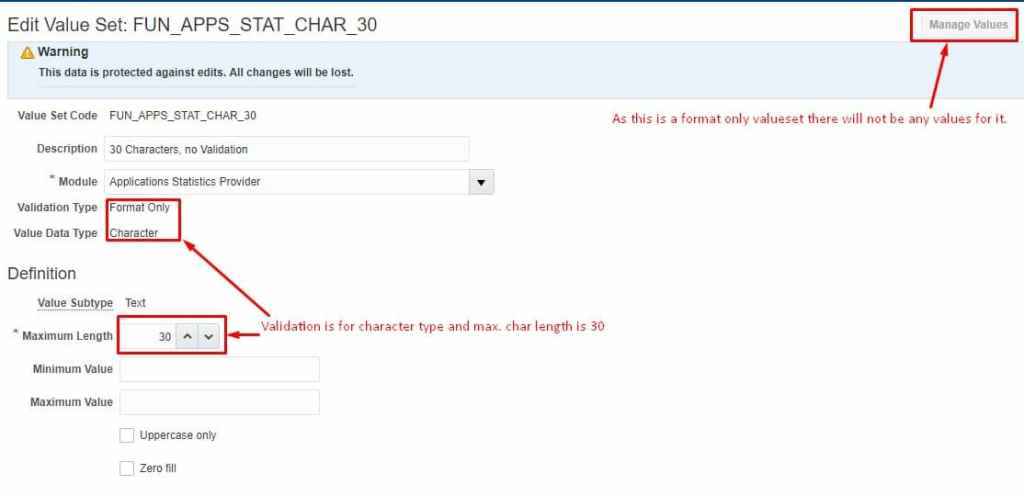 format only valueset in fusion hcm oracle hcm cloud