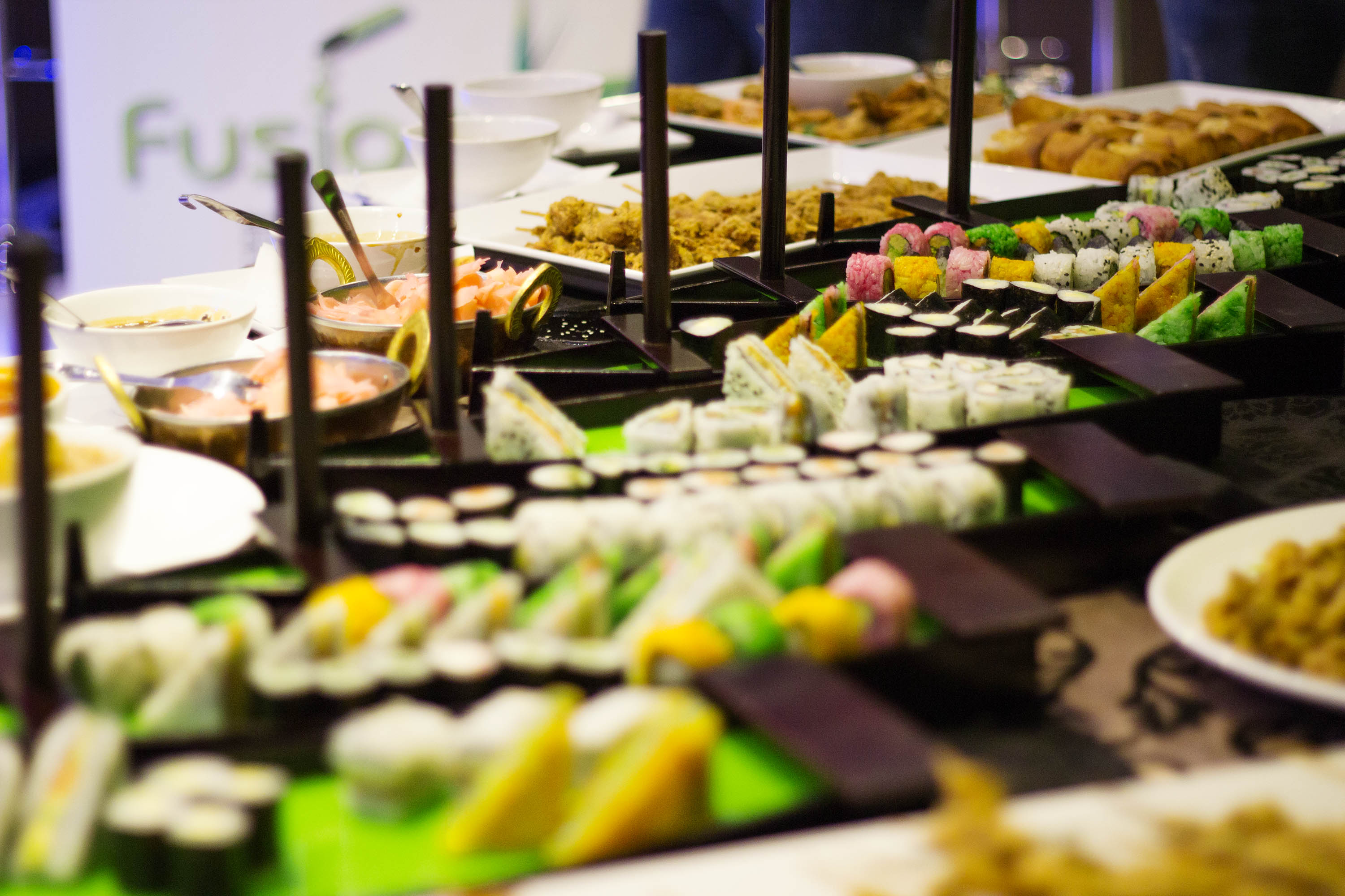 randburg restaurant fusionista asian - function catering