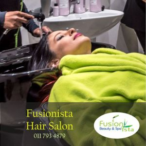 Fusionista, Spa, Super Spa, best of, Randburg, Johannesburg, Hair Salon, Hair Stylist