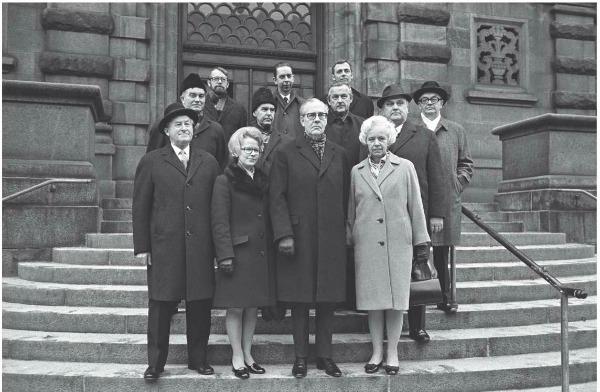 Hartlingregeringen 1973
