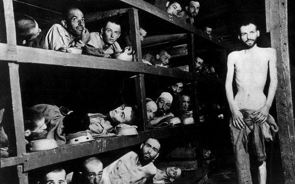 KZ-lejr anno 1944
