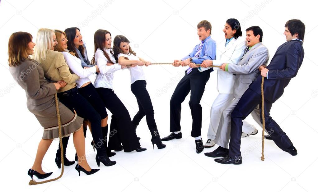 Fusion Leadership & Servant Leadership: Who Serves Whom?