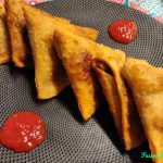 Chicken Samosas ⎪ How to make chicken samosas
