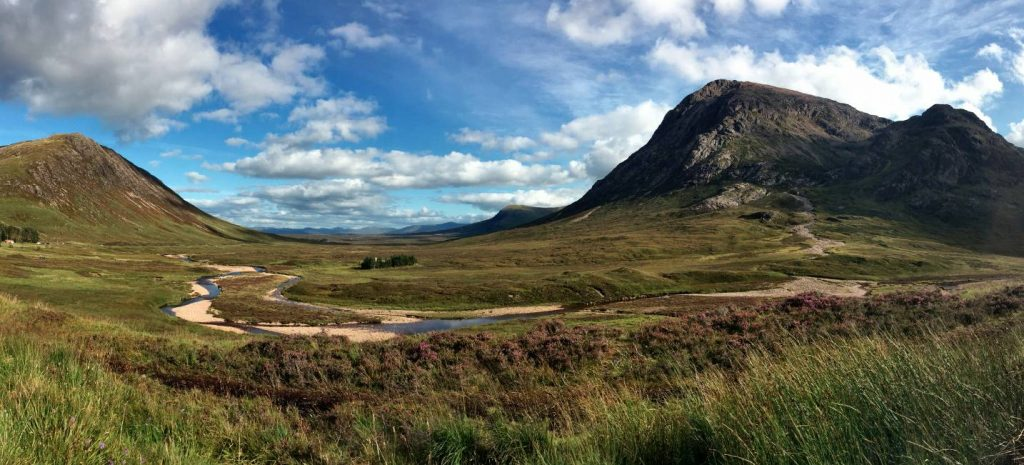 Manifest moving to Scotland and enjoying Glencoe in person
