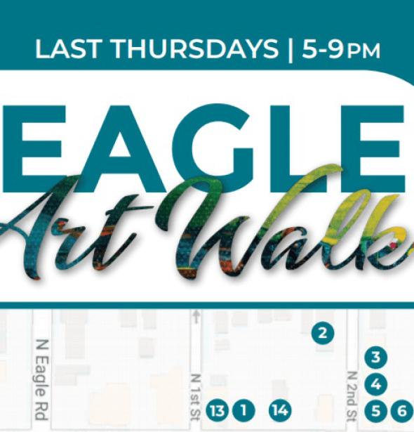 Eagle Art Walk