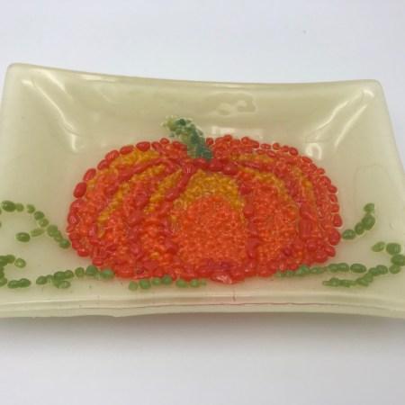 4X6″ Pumpkin Dish!