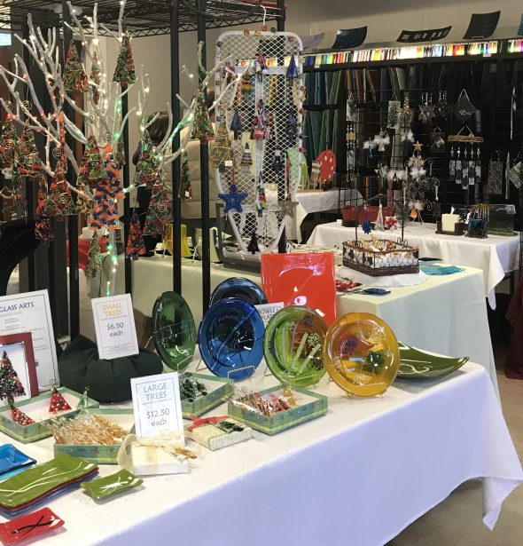 Fusions Annual Christmas Bazaar – Featuring Local Artists