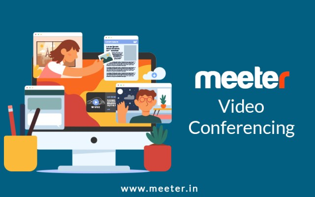 Meeter - Video Conferencing Application