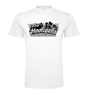 Herren T-Shirt mit Hooligan Motiv