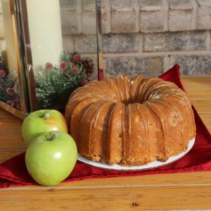 Fussell Cake Company Apple Caramel