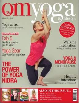 Om Yoga August 17