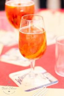 Aperol Spritz - a perfect Italian summer drink