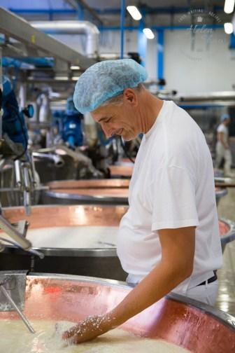 Grana Padano PDO - the cheesemaker