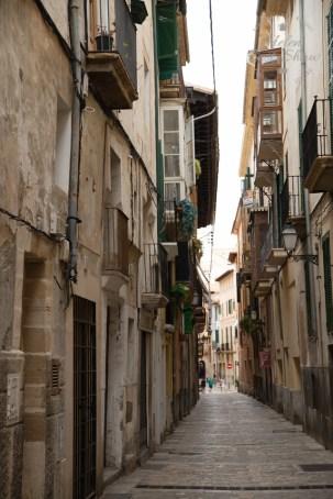 Palma de Mallorca - Street Scenes-1