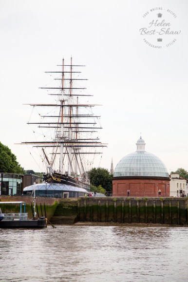 Cruise down the Thames Tower Bridge to Greenwich - The Cutty Sark
