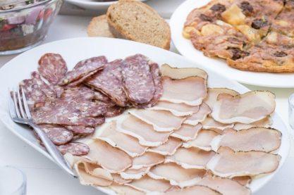 Food on Tinos - Making louza-6