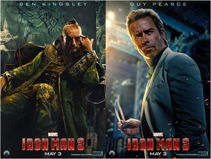 Mandarin (Iron Man 3)
