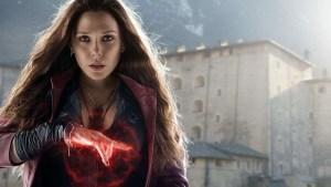 Scarlet Witch - Avengers - Wanda Maximoff