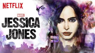 Marvel Jessica Jones on Netflix