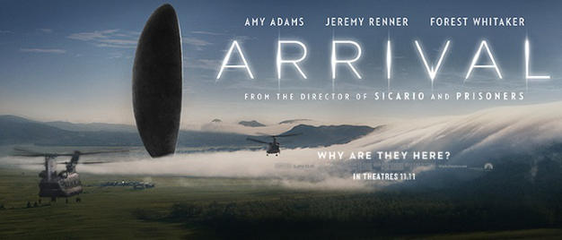 Arrival: Movie Review