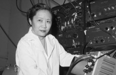 Chien-Shiung Wu, experimental physicist who made significant contributions in the field of nuclear physics