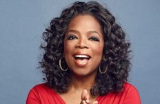 Oprah Winfrey, Chairwoman, CEO, CCO, Actress, Author, Talk show host, Television producer philanthropist, and arguably the most powerful woman on the planet.