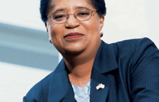 Shirley Ann Jackson - Physicist, the first African-American woman to earn a doctorate at MIT, the 2nd African-American woman in the US to earn a doctorate in Physics, the first to be awarded the National Medal of Science.