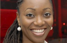 Dr. Hadiyah-Nicole Green, physicist pioneering the use of laser-activated nanoparticles to treat cancer