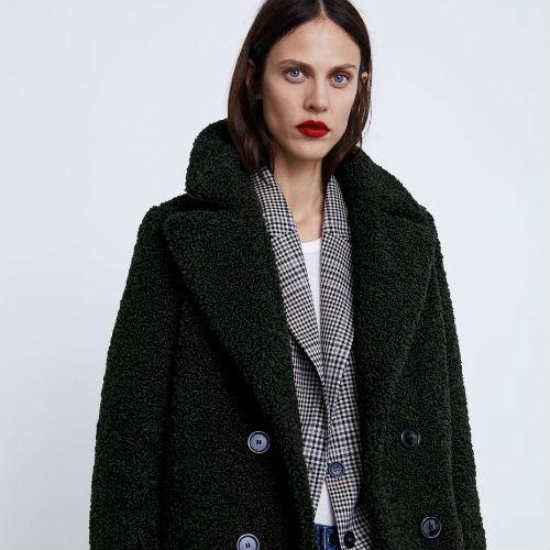 موضة ملابس شتاء 2019 بالمتاجر