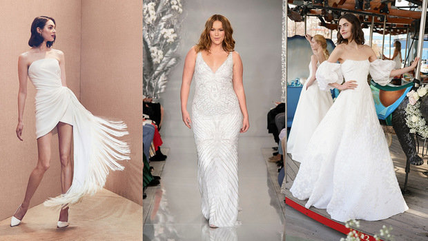 Find Your Dream Wedding Dress Design Among The Latest 2020