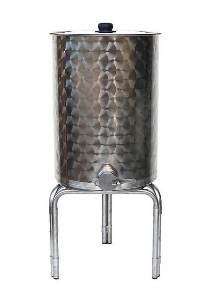 25 à 200 litres - Miel -INOX 304