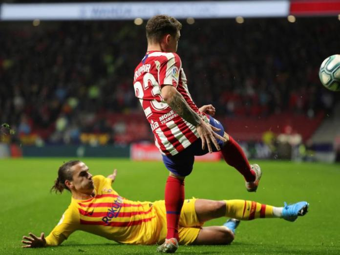 Barca vs Atletico Madrid: Clement Lenglet backs Antoine Griezmann to do well at the club