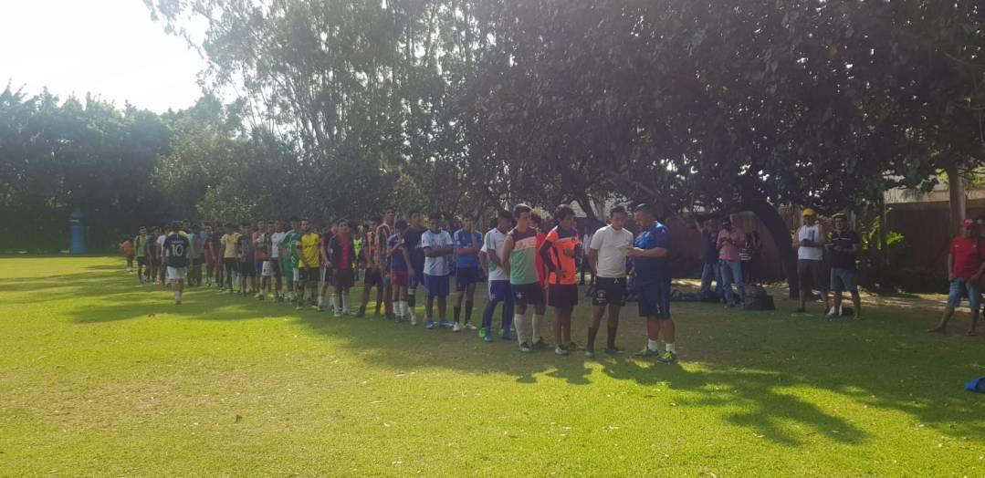 inscripción de jugadores para pruebas de fútbol en Bolivia