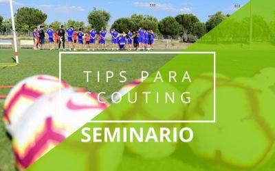 tips para scouting