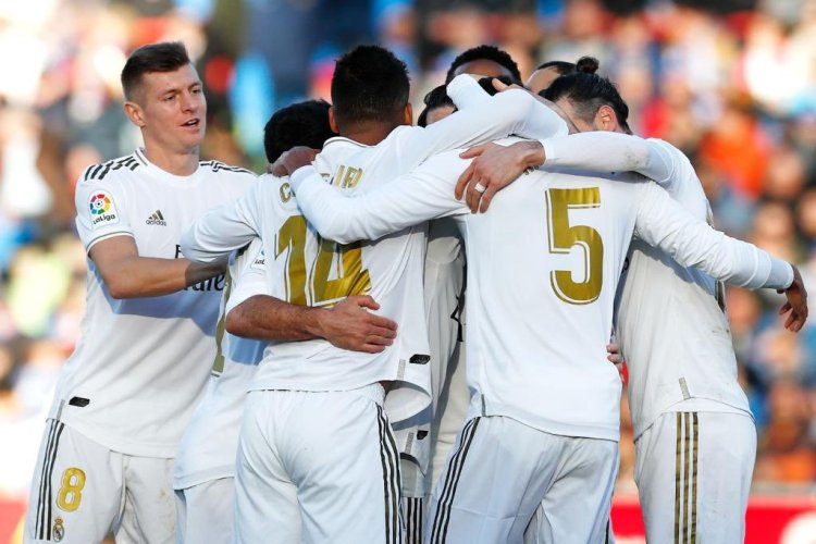 Real Madrid Players 2019/2020 Weekly Wages, Salaries Revealed