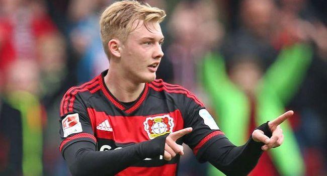 Немецкое дарование в футболе