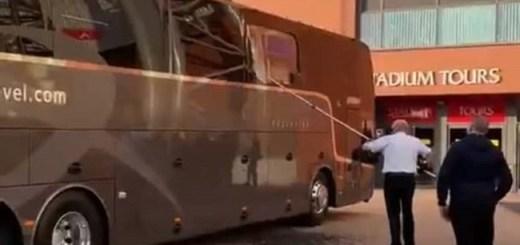 автобус Реала