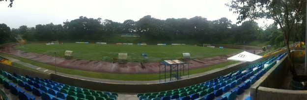 Estadio Ecologico