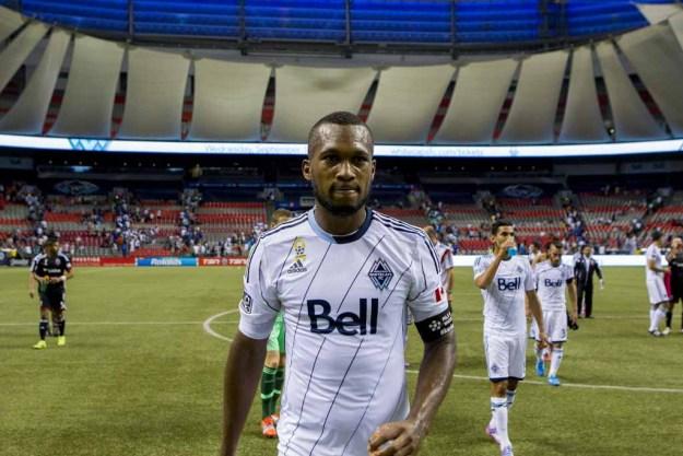 El defensor del Vancouver Whitecaps espera que sus ex compañeros logren el campeonato. Cortesía MLS.