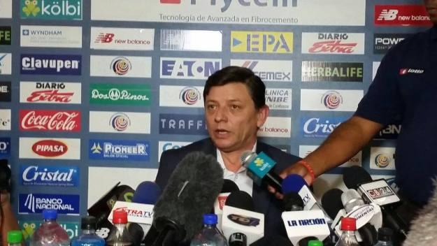 La federación esta a la espera de nuevas noticias sobre el caso de Eduardo Li y por mientras apoyarán a UEFA. Foto: www.yashinquesada.com