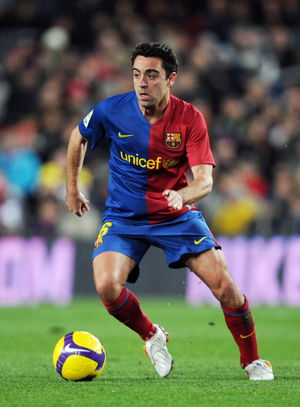 Total Football: Why Xavi should be the #1