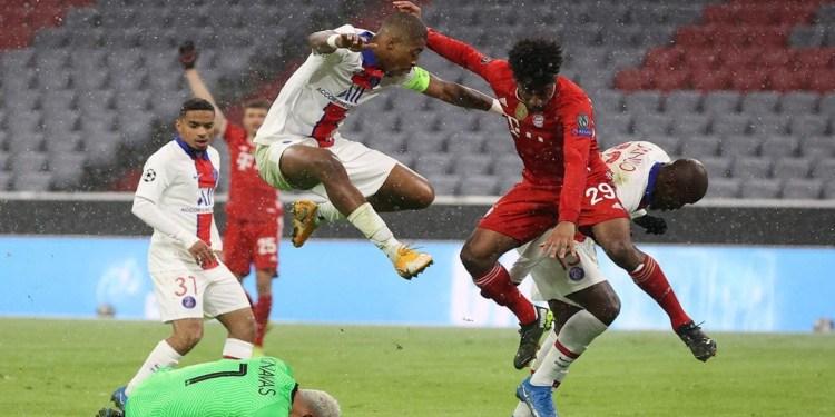 Hoy con Keylor Navas   PSG vs. Bayern Munich por Champions ...